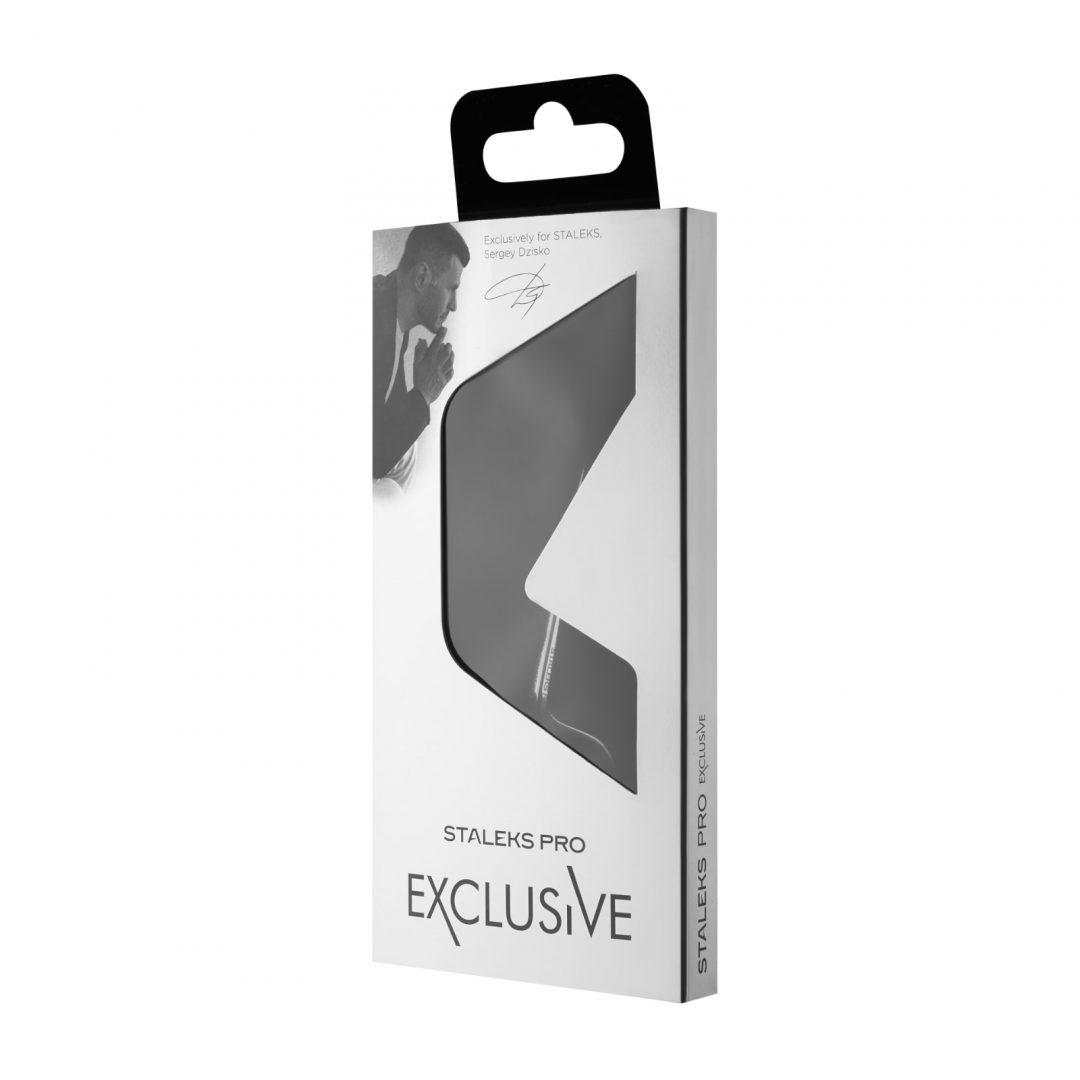 Tijera Staleks Exclusive SX-23-1 Enails 3